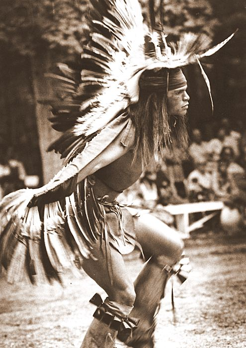 *Nantacoke Indian Eagle Dancer