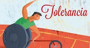 La tolerancia es un valor que creo todos debemos poseer ya que en su aplicación se puede ver el respeto a los ideales de los demás.
