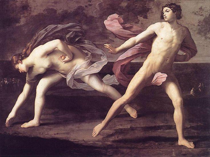 Αταλάντη και Ιππομένης - 1612