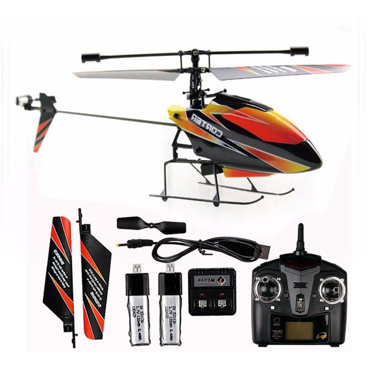 Free shipping wltoys WL V911 RC remote control helicopter drone toy 2.4G plane flying toy helicopter aircraft 2 lipo battery