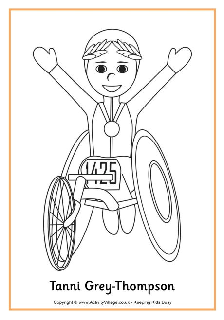 olympic crown coloring pages - photo#30