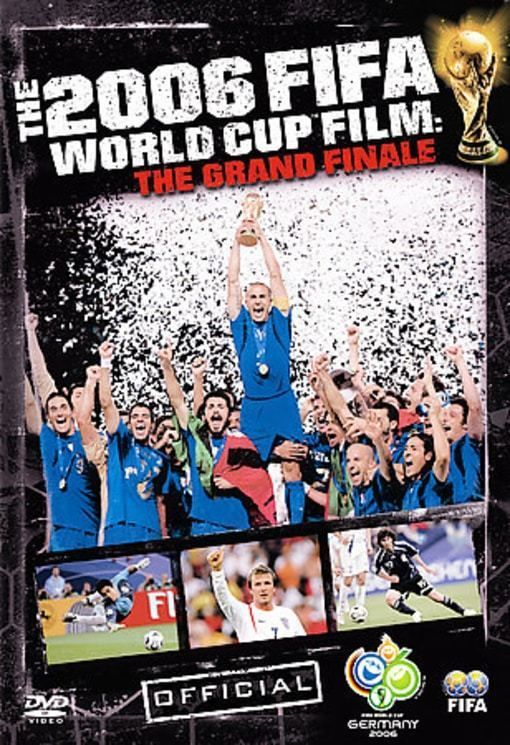 Soccer: The FIFA 2006 World Cup Film: The Grand Finale NEW DVD 43396178342 | eBay