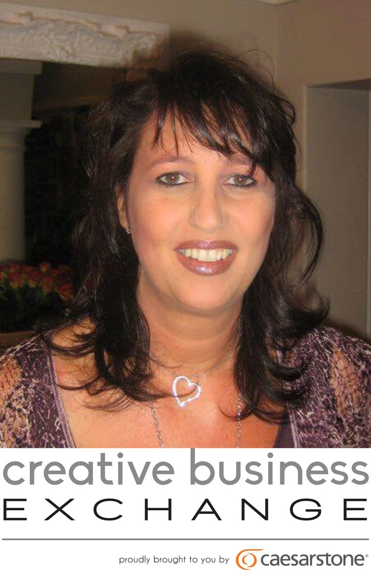 Speaking of her success at Creative Business Exchange is Sonia Vosloo owner and curator  of Shoppe
