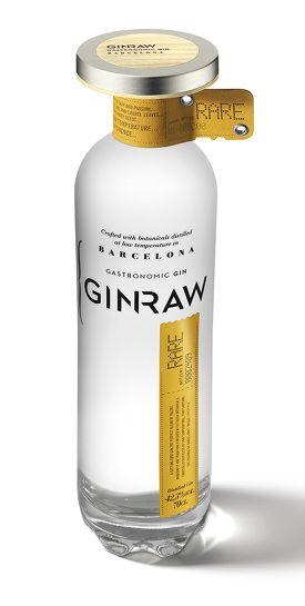 GINRAW Gastronomic Gin Barcelona - seriesnemo