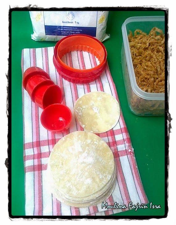 Homemade Kulit pangsit