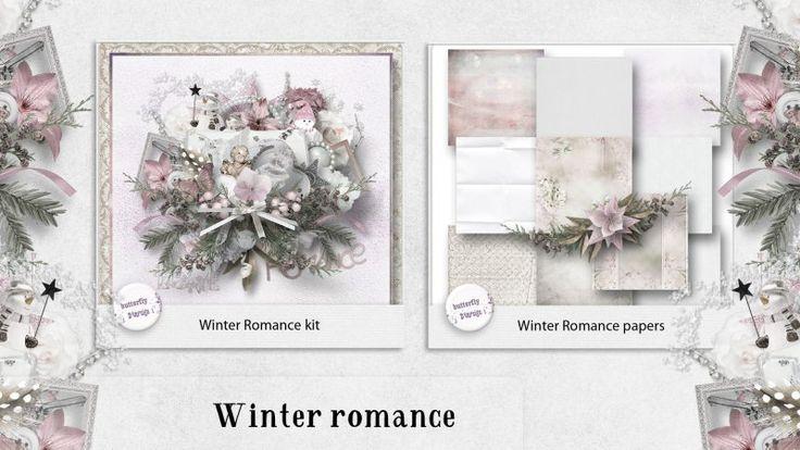 Winter romance [Page kit]