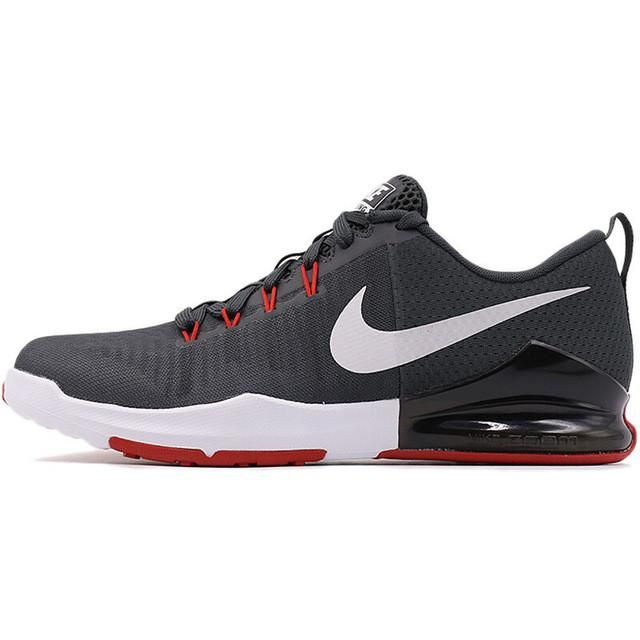 New Arrival 2017 NIKE Original Breathable ZOOM Men's Running Shoes Sneakers. Athletic Shoe Lace Technology: