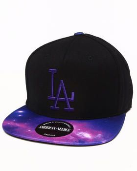 Los Angeles Dodgers Final Frontier strapback hat by American Needle @ DrJays.com