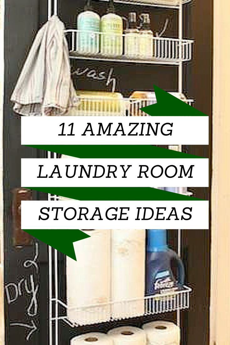 The Laundry Room Is Often Overlooked When It Comes To Home Decorating