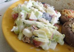 Scandanavian Apple Salad
