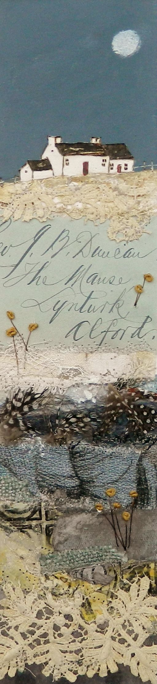 ''A letter to a dear friend'' By Louise O'Hara