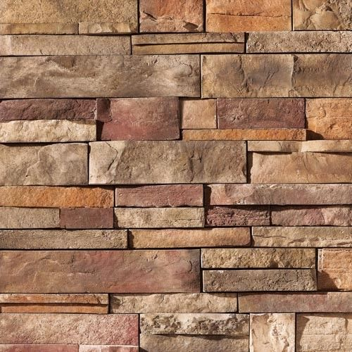 Dutch Quality Cypress Dry Stack Exterior Stone For Houses