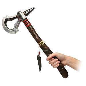 Assassin's Creed III Tomahawk. Oh, holy crap. This is too awesome for words! <3