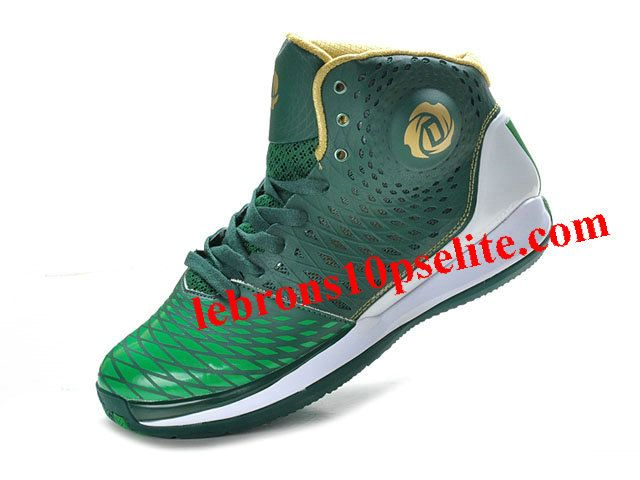 More and More Cheap Shoes Sale Online,Welcome To Buy New Shoes 2013 Adizero  Rose Gorge Green White Yellow [Adidas Basketball Shoes - Adizero Rose Gorge  ...