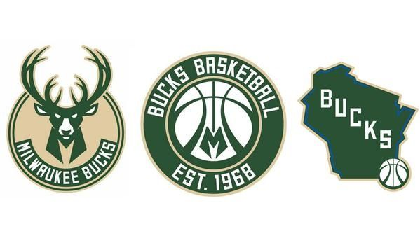 Milwaukee Bucks logos