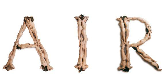 Letterkundig: Opvallende letters: The naked ladies alphabet