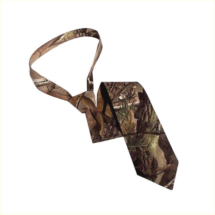 Camo tie. Realtree camouflage neck tie Realtree AP camo necktie by PearlBeachTreasures on Etsy