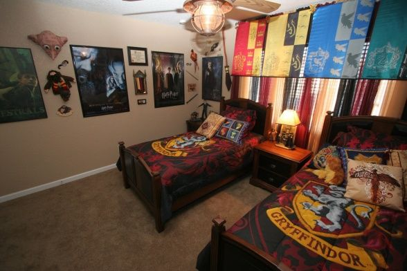 100 Best Images About ⚡️harry Potter Bedroom On Pinterest