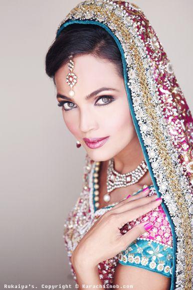 Pakistani Bridal Makeup | Pakistani Bridal Makeup