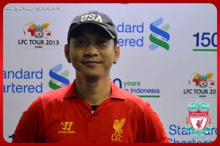 a great time at GBK!!!  #LFCTourJakarta #RedsOrDead  here the complete reports link : http://dailym.ai/132rZy0 via @MailOnline