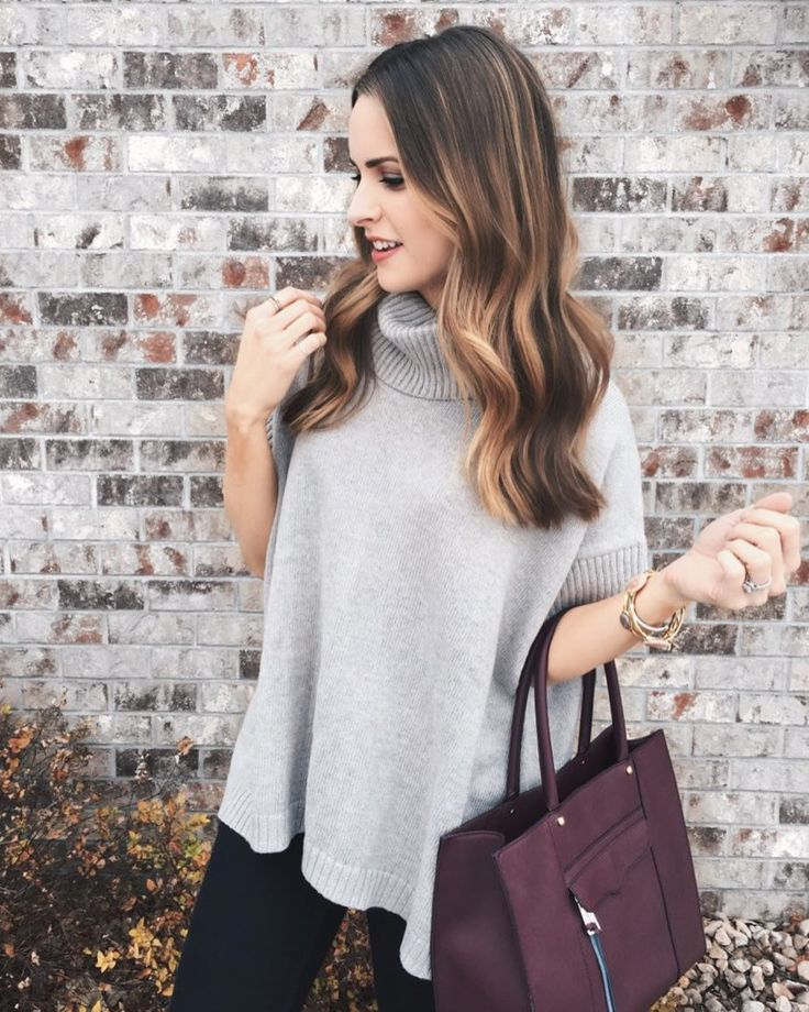 Restock alert!  This short sleeve cowl neck sweater I wore on Thanksgiving is now back in stock in all sizes!  It's insanely cute  cozy and only $31 with code 'SAVE30'  || Shop my entire look here: http://liketk.it/2pKaw  @liketoknow.it #liketkit