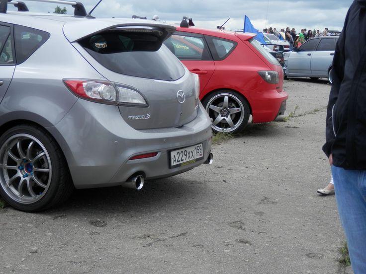 Mazda 3 MPS/Mazda 3. Орел г.