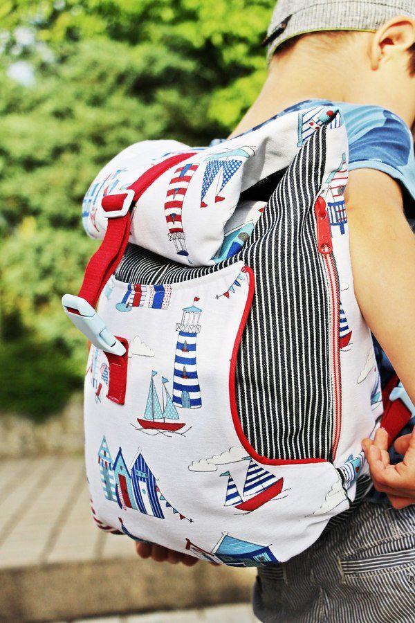 66 besten Nähen ~ Kindertaschen Bilder auf Pinterest