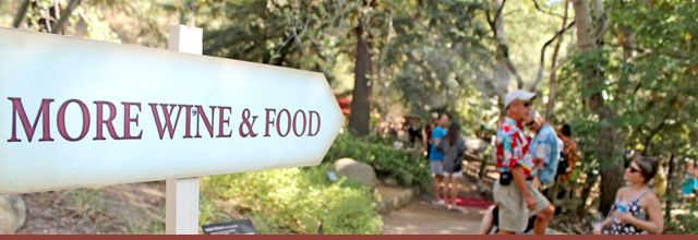 The 2015 Santa Barbara Wine Festival™ will take place along the banks of Mission Creek at the Santa Barbara Museum of Natural History. Join us on June 27, 2015 from 2:00 - 5:00 p.m. Mingle with winemakers, bakers, and chefs in the sunshine, under the oak trees. Guests enjoy the best of Central Coast Wines and try their luck in our Every Cork Wins! raffle.