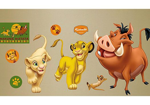 Lion King Home Decor: 154 Best Images About Lion King For Baby Room On Pinterest