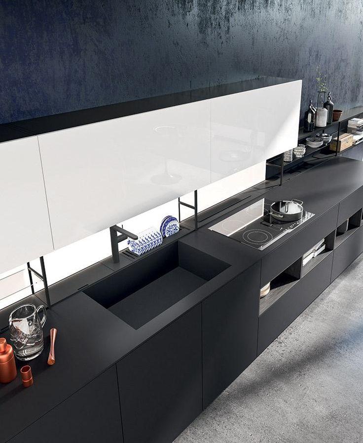 EasyRack Kitchen - Model Step www.domusomnia.com