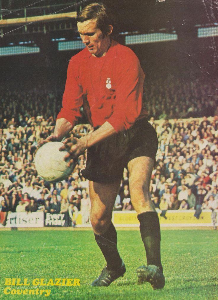 Bill Glazier Coventry City 1972