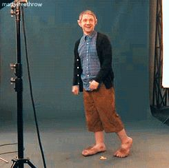 I'm not sure there are many things better than this GIF* THATS IT I CANT EVEN I AM 100% DONE MARTIN IS JUST TOO ADORABLE I CANT EVEN HANDLE THIS CLICK IT NOW