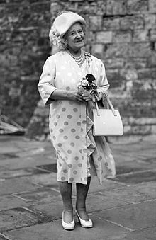 """The Queen Mother refused to leave London During WW2 and famously replied to the then Prime Minister - """"The children won't go without me. I won't leave without the King. And the King will never leave."""""""