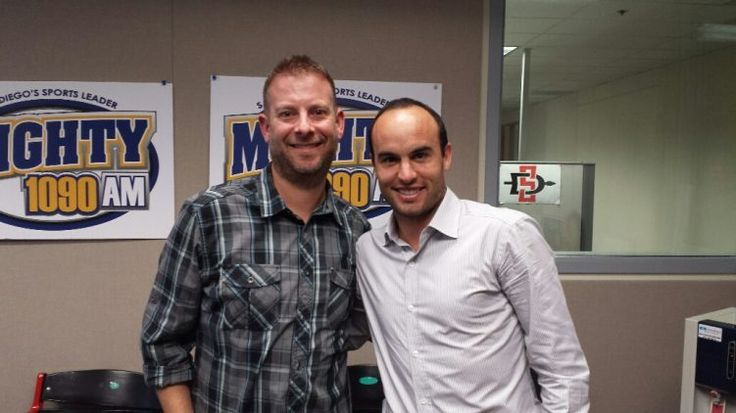 "Landon Donovan ""If there's a better plan I'm all for it"" 