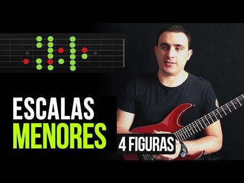 """""""ESCALAS EN LA GUITARRA"""" Introducción escala mayor - Aprende guitarra#12 - YouTube"""