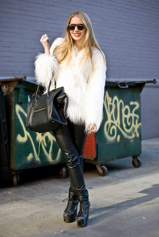 FUR, Loubs and CELINE <3