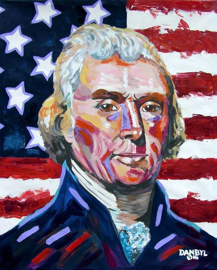 6 USA Presidents Trump Kennedy Reagan Original Art PAINTING Artist DAN BYL 4x5ft   Art, Art from Dealers & Resellers, Paintings   eBay!