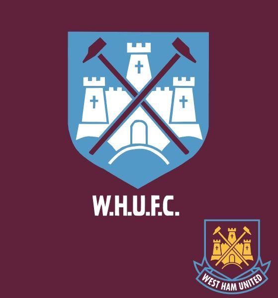 More traditional West Ham logo.