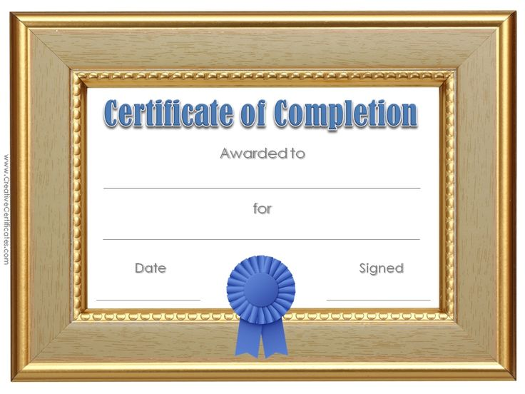 Best 25+ Award certificates ideas on Pinterest Award template - blank certificates of completion