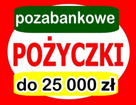 Rewelacyjne pożyczki pozabankowe do 25 tyś. złotych. http://teraz-pozyczka.pl warto sprawdzić