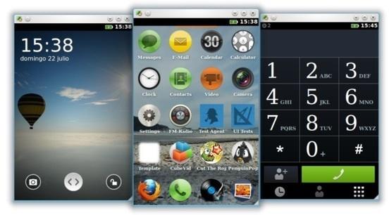 Primeras impresiones de #Firefox #OS #Mobile