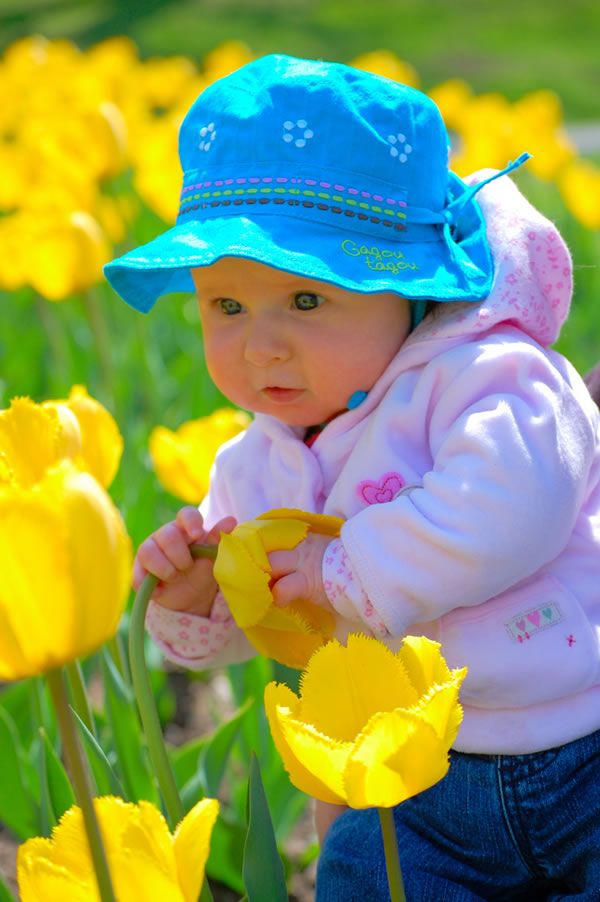 I can't wait for spring to take these cute pictures!