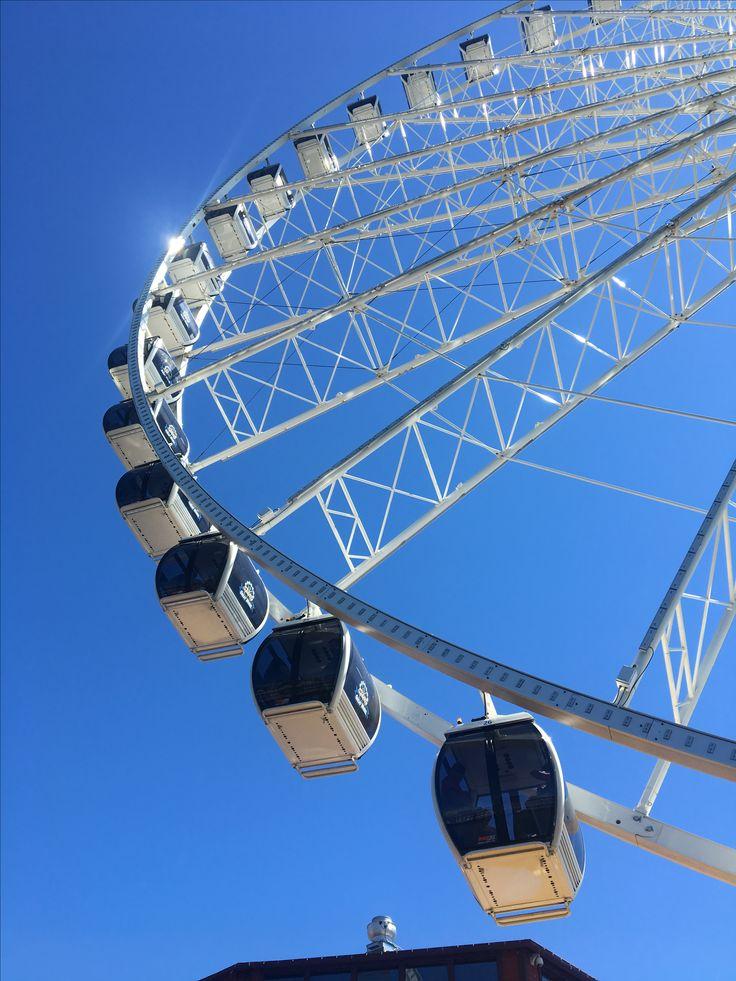 Great wheel Seattle