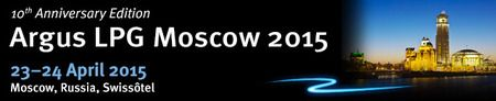 Argus LPG Moscow 2015 at Swissotel Krasnye Holmy Moscow, Kosmodamianskaya nab., 52 bld. 6, Moscow, 115054, Russia on 23 - 24/04/2015 at 9:00 am - 3:00 pm, Price: Special New Year Package - EUR 2000, Early Bird - EUR 2200, Standard - EUR 2700, Traditionally this event brings together the key LPG producers, importers, Booking : http://atnd.it/19165-1, Speakers : Alexey Taycher President SG-Trans | Pawel Bielski President Polski Gaz etc, Category : Conferences | Energy and Environment.
