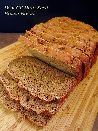 Grain free bread machine recipes ☺ Gluten free breadmaker recipes Most popular on Pinterest ☺♥☺