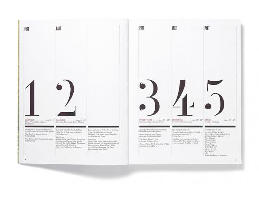 82 best Magazines: contents page designs images on