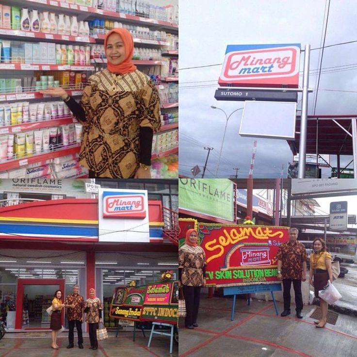CV Skin Solution Beauty Care Indonesia Mengucapkan Selamat dan sukses atas pembukaan @minangmart jl.soetomo padang Distributor Skin Solution Sumbar  Ibu Eva Jl.Batang Lembang No 11 Padang Baru 085311111357 #cantikskinsolution #padang #sumbar #kosmetikpadang #dpkdsumbar #minangbisnis #minangmart #minangmartpadang  #minangmartlubeg #padangpasir #sman3padang  #smantripadang #sma3padang #infopadang