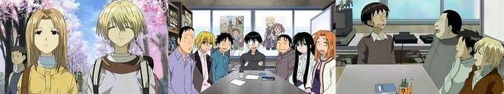 Genshiken VOSTFR DVD | Animes-Mangas-DDL
