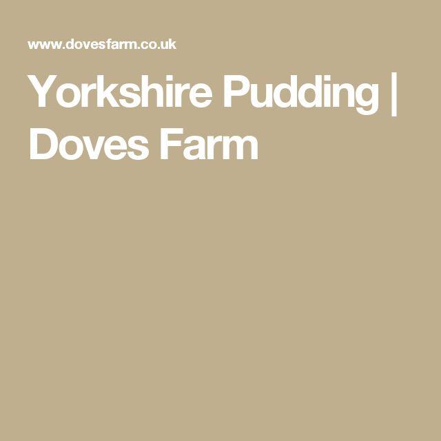 Yorkshire Pudding | Doves Farm