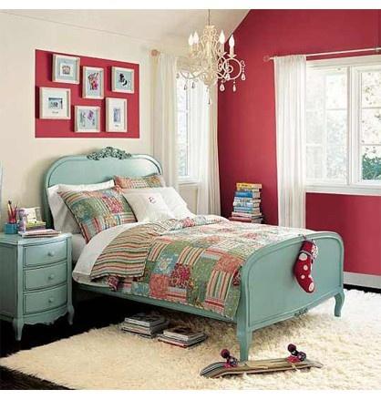 red & aqua vintage_crush
